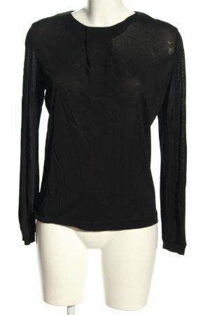 Filippa K Slip-over Blouse black casual look