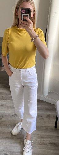 Filippa K Bluzka ze stójką żółty