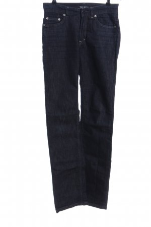 Filippa K Straight-Leg Jeans schwarz Casual-Look