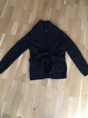 Filippa K Giacca in maglia nero Lana