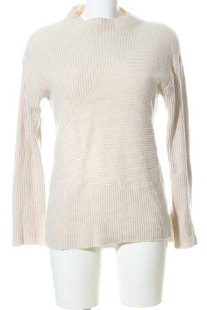 Filippa K Wool Sweater cream business style