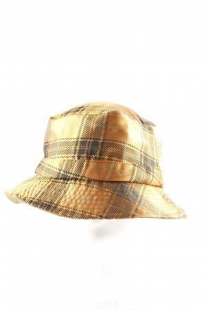 Filippo Catarzi Bucket Hat check pattern casual look