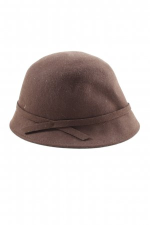 Filippo Catarzi Woolen Hat brown casual look