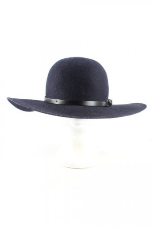Filippo Catarzi Woolen Hat dark blue casual look
