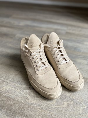 Filling Pieces High Top Sneaker beige-cream