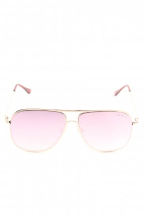 Filtral Pilot Brille pink-goldfarben Casual-Look