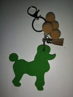 Portachiavi verde