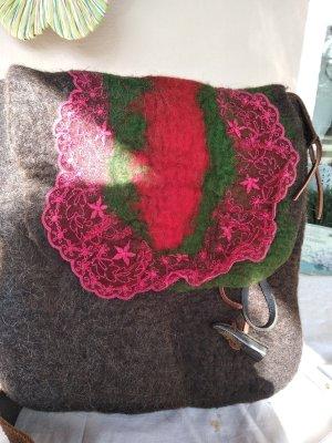 filz tasche handmade