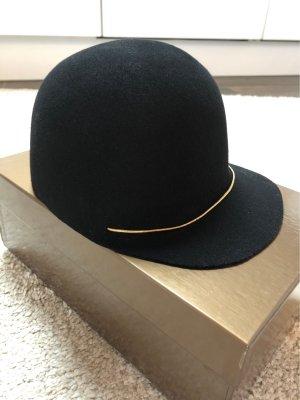 Filzhut in schwarz