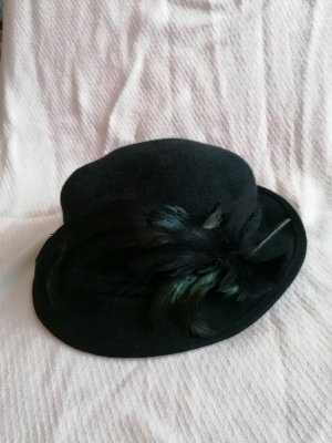 MAYSER Chapeau en feutre noir