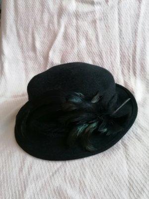 MAYSER Chapeau en feutre noir feutre