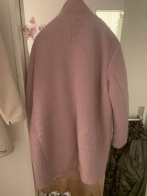 Anna Glover × H&M Manteau polaire vieux rose