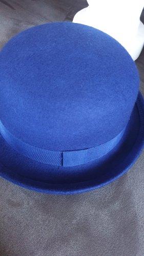 H&M Vilten hoed blauw