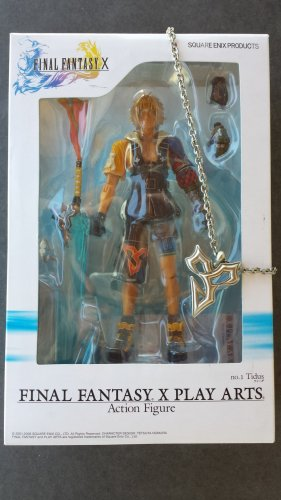 Final Fantasy X Tidus Play Arts Kette