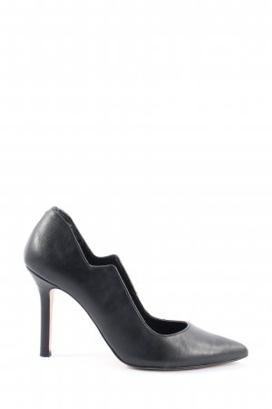 find. High Heels schwarz Business-Look