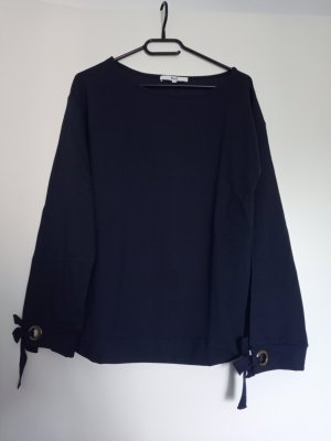 Find Navy Sweater S Oversized