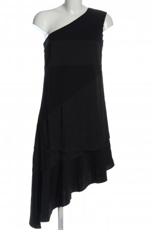 find. One Shoulder Dress black elegant