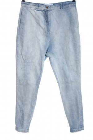 Finders Keepers Jeans a vita alta blu stile casual