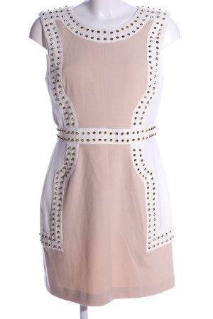 Finders Keepers Minikleid weiß-nude Elegant