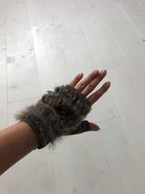 Fingerless Gloves multicolored