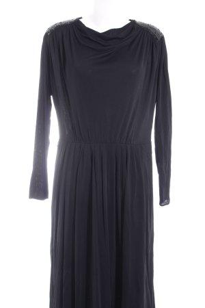 Fink Modell Abendkleid schwarz Elegant