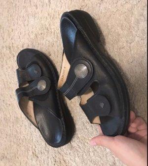 Finn Comfort Scarpa slip-on nero