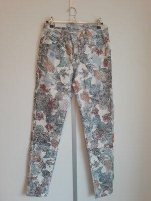 Stretch Jeans multicolored