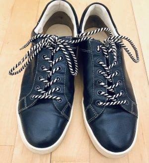 Fiora blue Schuhe Sneaker blau metallic