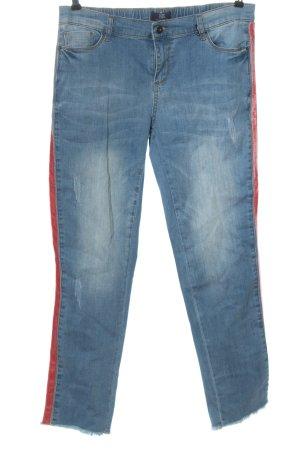 fiora blue Stretch Jeans