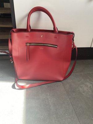 Fiorelli rote Kunstledertasche