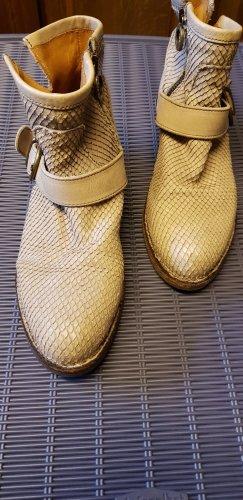 Fiorentini & baker Chelsea Boot beige clair
