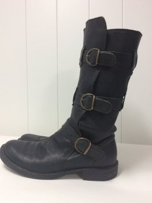 Fiorentini & baker Halfhoge laarzen zwart