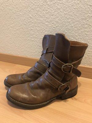 FIORENTINI + BAKER Boots, Gr. 38, braun