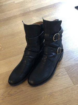 Fiorentini + Baker Boots, schwarz, Größe 38