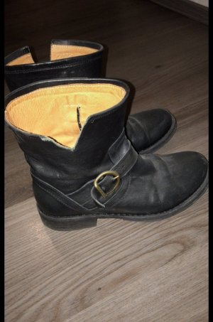 Fiorentini & baker Botas moteras negro