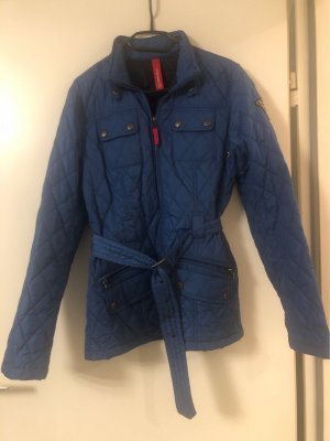 Bogner Fire + Ice Gewatteerd jack blauw