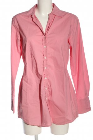 Fire + ice Camicia a maniche lunghe rosa stile casual