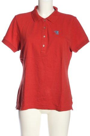 Fire + ice Polo-Shirt