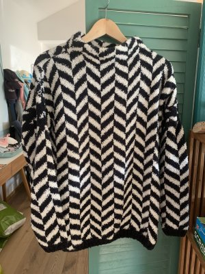 Bogner Fire + Ice Wool Sweater white-dark blue