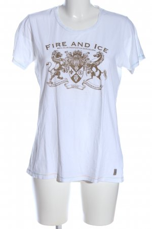 Fire + ice T-Shirt