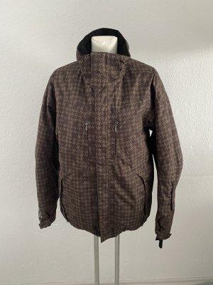 Firefly Winter Jacket black brown