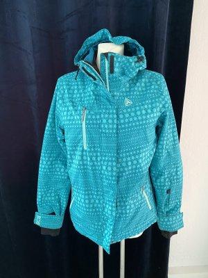 Firefly Winter Jacket turquoise