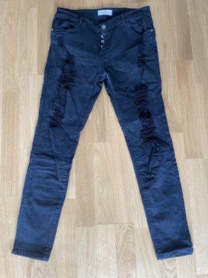 Firenze Jeans schwarz L