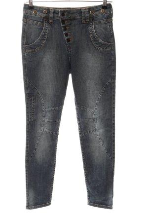 Firetrap High Waist Jeans blau Casual-Look