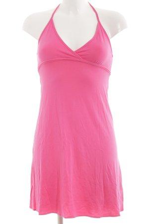 FIRMA Berlin Minikleid pink Casual-Look