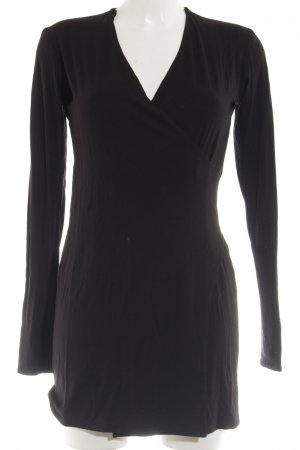 FIRMA Berlin Shirtkleid schwarz Casual-Look