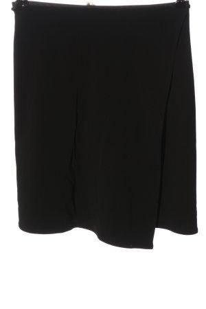 FIRMA Berlin Wraparound Skirt black casual look