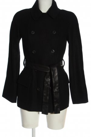 FIRMA Berlin Wool Jacket black casual look