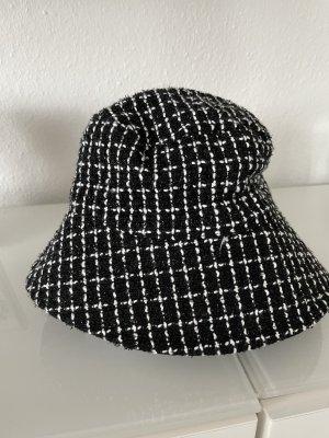 Bucket Hat black-white
