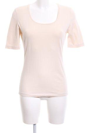 Fischer Stuttgart T-Shirt creme Casual-Look